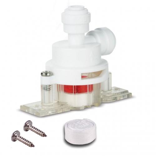 Защита от протечек для систем очистки воды
