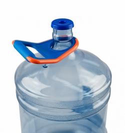 Ручка пластиковая прорезиненная для бутылей