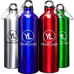 Металлические бутылки
